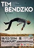 Tim Bendzko & Band - Ich Steh Still, Frankfurt 2014 »