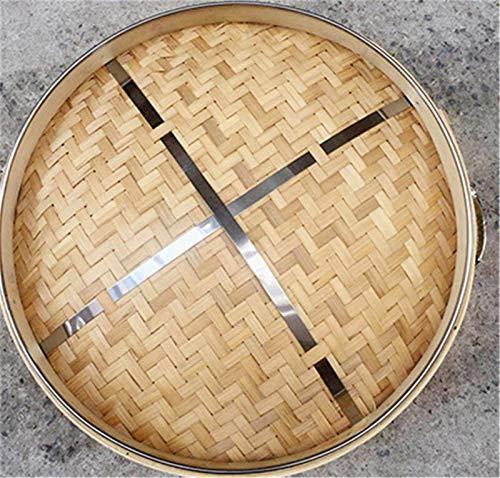 Lcuihong-Vaporeras para ollas Grandes Grandes Bollos de Vapor de bambú Pescado arroz...