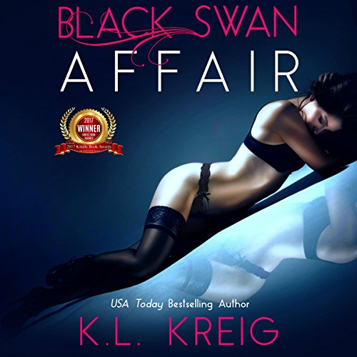 Black Swan Affair audiobook cover art