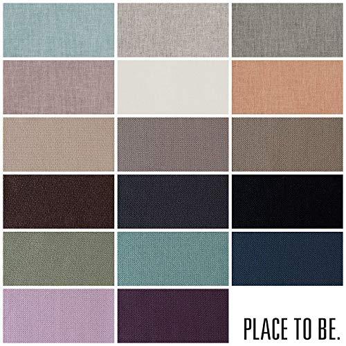 place to be stofmonster kleurkaart collectie insideout met 16 verschillende patronen