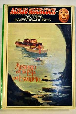 ALFRED HITCHCOCK Y LOS TRES INVESTIGADORES 6 - MISTERIO EN LA ISLA...