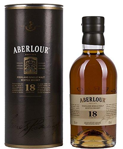 Aberlour 18 ans Highland Single Malt 43°