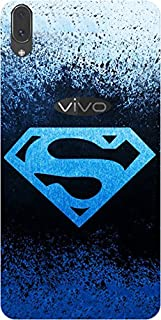 BuyFeb Vivo X21 Back Cover with Full Proof Protection, Stylish Design and Premium Look Back Case Cover for Vivo X21
