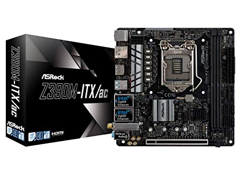 Build My PC, PC Builder, ASRock Z390M-ITX/AC