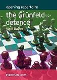 Opening Repertoire: The Grünfeld Defence-Davies, Nigel