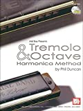 Tremolo and Octave Harmonica Method  Book/CD Set