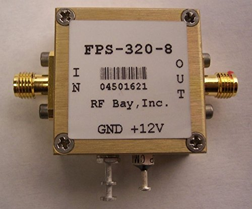 Find Discount Frequency Prescaler 8.0GHz Div 320, FPS-320-8, New, SMA