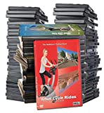 Virtual Cycle Rides Supersale Collection - 41 Disc Set Limited Edition DVD - Scenic Route Videos for...