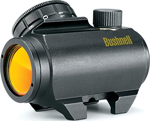 Bushnell Trophy TRS-25 Red Dot Sight Riflescope, 1x20mm, Black