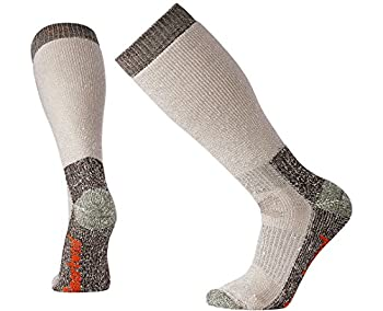 Smartwool Men s Hunt Over-the-Calf Extra Heavy Merino Wool Socks Taupe Large