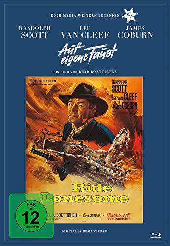 Auf eigene Faust (Edition Western-Legenden #59) (Blu-ray)
