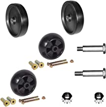 One (1) Deck Gage Wheel Kit for John Deere Riding Mowers with 38