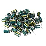 20 Piezas//pcs POPESQ/® 25V Condensadores Electrol/íticos//Electrolytic Capacitor #A855 x 10uF
