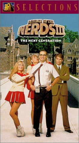 Revenge of the Nerds III: The Next Generation [USA] [VHS]
