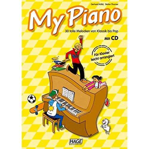 My Piano. Klavier