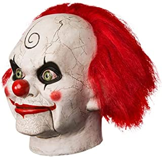 clown puppet dead silence