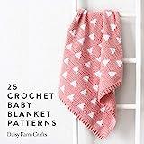 25 Crochet Baby Blanket Patterns
