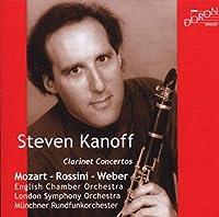 Clarinet Concertos: Mozart / R