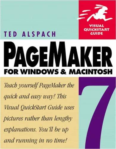 Pagemaker 7 for Windows and Macintosh: Visual QuickStart Guide