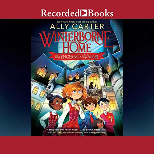 Winterborne Home for Vengeance and Valor cover art