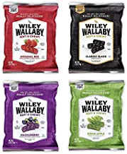 Wiley Wallaby Australian Licorice Variety Pack