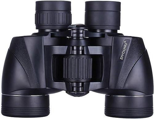 LINDANIG Jumelles 7x35 HD Lunettes d'observation imperméables et antichocs pour Une Utilisation en extérieur
