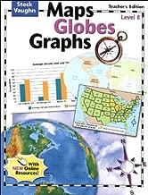 Maps Globes Graphs: Teacher's Guide, Level E Grade 5 2004