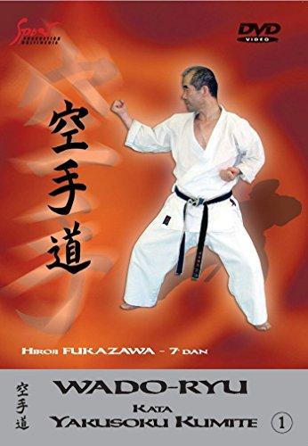 Wado Ryu Karate-Do Kata Yakusoku Kumite Vol.1