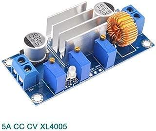 Exiron 2PCS XL4005 5A CC CV Buck Step-down Power Supply Module Lithium Charger