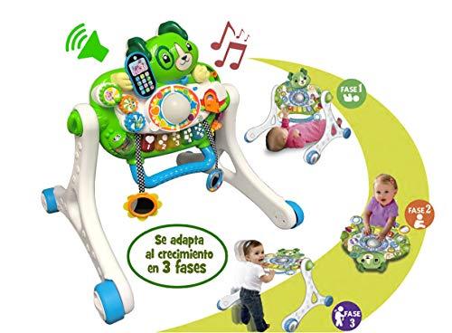 Centro De Actividades Evolutivas Socut 4 en 1 (CEFA Toys 007
