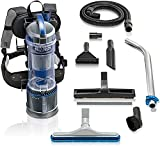 2.0 Lightweight Bagless Backpack Vacuum Cleaner
