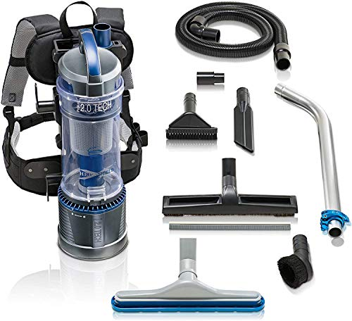 Commercial Backpack Vacuum Cleaner - 7