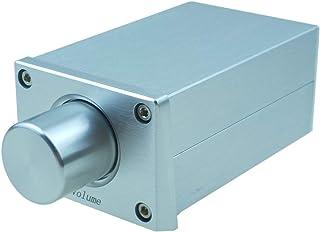 SOLUPEAK C3r RCA Stereo Audio Signal Volume Control knob attenuator Passive Preamp