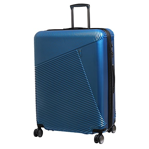 it Luggage Metamorphic 8 Wheel Hard Shell Single Expander Suitcase with TSA lock