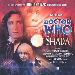 Doctor Who: Shada by Douglas Adams (2003-11-30)