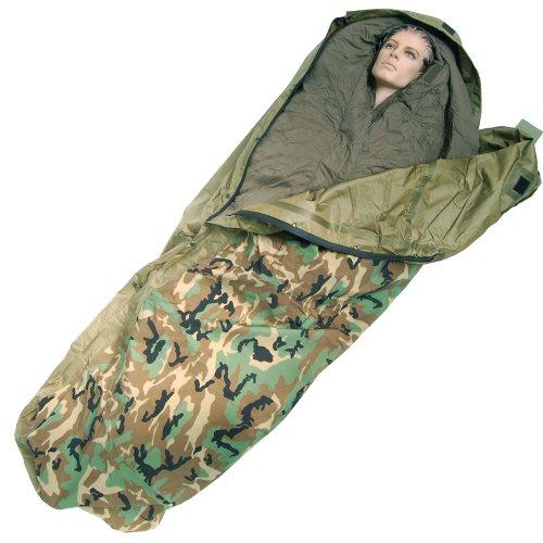 Mil-Tec Modular - Saco de dormir (3...