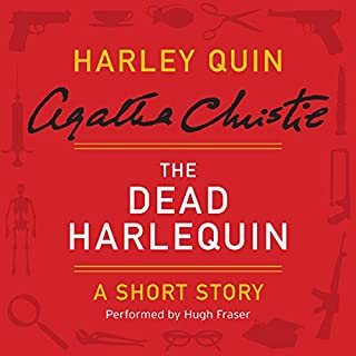The Dead Harlequin cover art