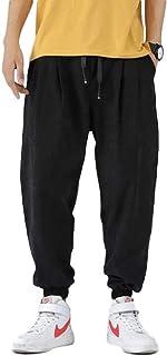 [ベンケ] スウェットパンツ メンズ ジャージ カジュアル パンツ ジョガーパンツ ジム トレーニング ストレッチ 秋冬