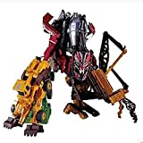 LIUHUI Transformer Toys Movie 2 Combiner Construction Devastator 3rd Version Action Figure 7 Inch