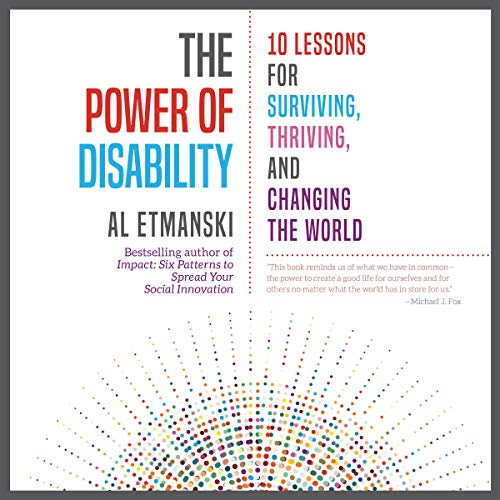 The Power of Disability Audiobook By Al Etmanski cover art