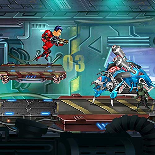 Classic arcade gameplay Challenging levels & addictive game-play. Lots of bosses and tanks to fight in this action game. Easy to use smooth control scheme.