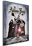Instabuy Poster The Addams Family Vintage Theaterplakat -