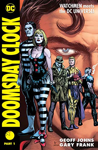 Doomsday Clock Part 1 (Doomsday Clock (2017-)) (English Edition)