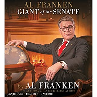 Al Franken, Giant of the Senate audiobook cover art