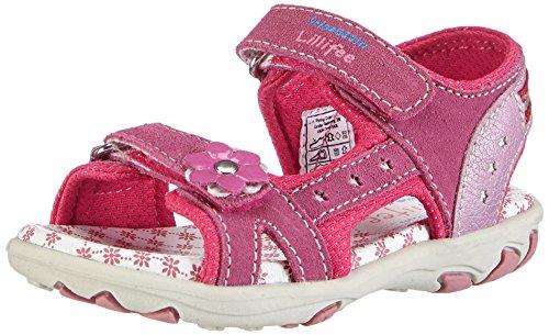 Prinzessin Lillifee Mädchen 410339 Offene Sandalen mit Keilabsatz, Pink (Pink), 32