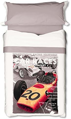 Burrito Blanco fn3091161502B Housse de Couette, mélange de Coton, Beige, 38x 30x 6cm