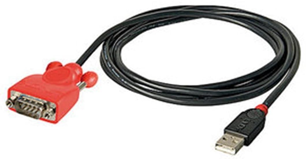 LINDY USB Serial RS232 Converter 9 Pin (42811) xgbpjzy23