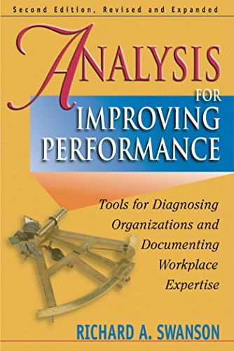 Analysis for Improving Performance: Tools for Diagnosing...