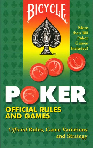 Poker Official Rules and Games