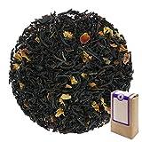 Núm. 1350: Té negro 'Flor tropical' - hojas sueltas - 250 g - GAIWAN® GERMANY - té negro de la India y China, pétalos de rosa